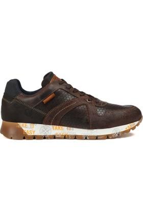 Jooze Kahverengi Erkek Ayakkabısı J4178Br