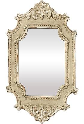 Evdebir Eskitme Provence Dikdörtgen Ayna