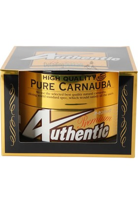 Soft99 Authentic Premium Carnauba Wax 200 Gr