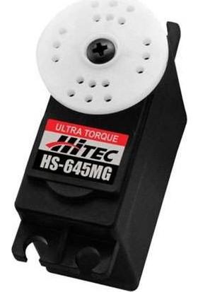Hitec Hs-645Mg Metal Dişli 9.6 Kg Torklu Servo