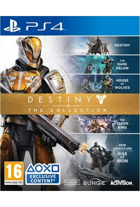 Activision Ps4 Destiny Complete Edition