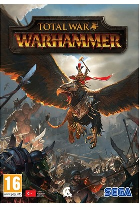 Sega Pc Total War Warhammer