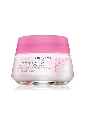 Oriflame Optimals Oxygen Boost Gündüz Kremi-Kuru Ve Hassas Ciltler 50 Ml