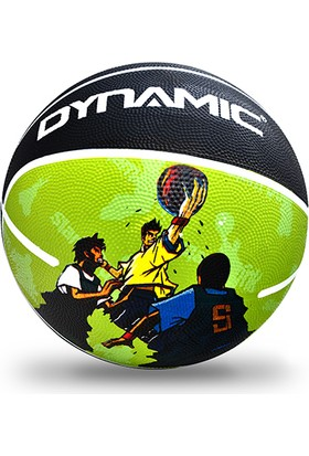 Dynamic Slam Basketbol Topu No:7