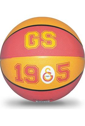 Galatasaray Ra90 N3 Basket Topu Sarı-Kırmızı