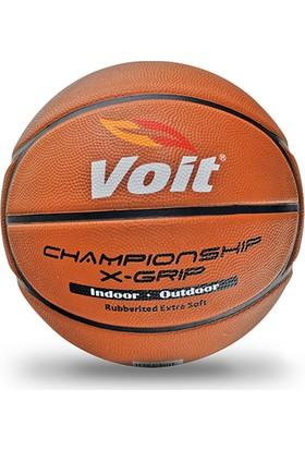 Voit Xgrıp Basketbol Topu No:5 Kahve