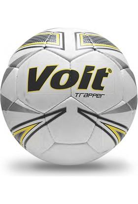 Voit Trapper Pu Futbol Topu N4 Beyaz-Sarı