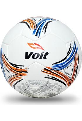 Voit Classic Futbol Topu N5 Gri-Turuncu-Beyaz
