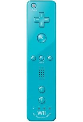 Wii Nintendo Remote Kontrol Plus Oyun Kolu-Mavi