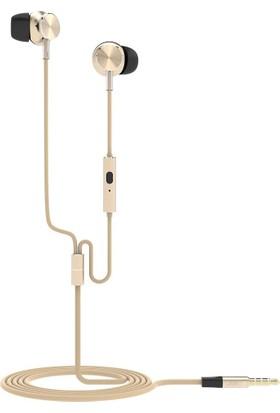 Viisii 3.5Mm Gt500 Serisi High Bass Kulaklık-Gold