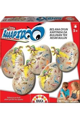 Educa 14901 Raaapidoo Dinozorlar Eğitici Oyun