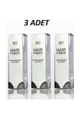 Luis Bien 3 Adet Hair Fiber Dolgunlaştırıcı Saç Spreyi - 3 X 100 Ml