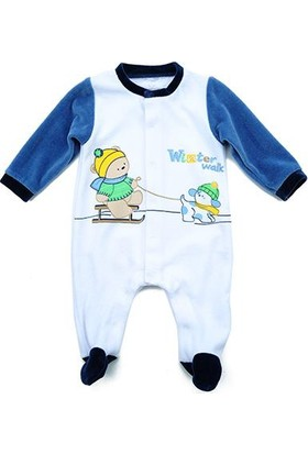 Zeyland Erkek Bebek Uzun Kollu Tulum
