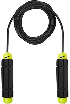 Nike Weighted Rope 2.0 Ağırlıklı Atlama İpi Yeşil Siyah