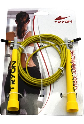 Tryon Jr-500 Cable Jumprope Atlama İpi