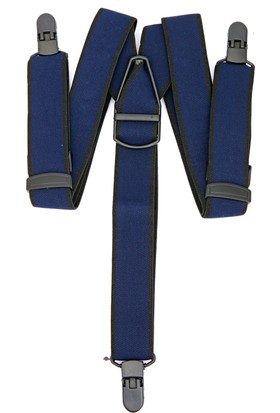Karalı Deri KRD1303 Erkek Pantolon Askısı