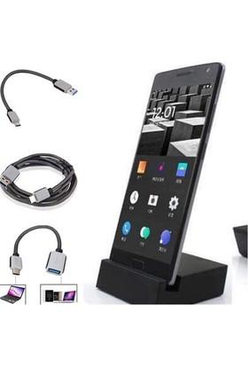 markacase Galaxy Note 7 Type C Şarj Ve Data Aktarım Seti 4İn1