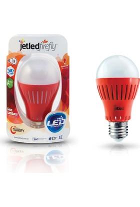 Jetled Firefly Kırmızı Gece Lambası 1 Watt E27