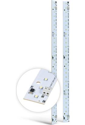 Jetled Direkt Ac Çubuk Led 50Cm 14 Watt Sarı Işık