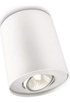 Philips Myliving- Pıllar Beyaz Spot Lamba Tekli