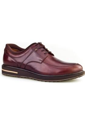 Cabani Bağcıklı Günlük Erkek Ayakkabı Kahverengi