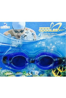 Goggles Deniz Gözlüğü Mavi