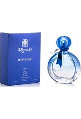 Riposte Hyp Rose Bayan Edt 100 Ml Parfüm