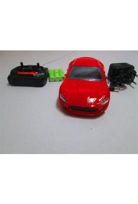 Bmw Uzaktan Kumandalı Araba Kırmızı