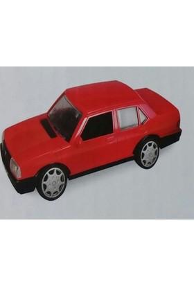 Yerinde Durmaz Tofas Sahin Araba Kırmızı