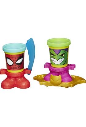 Play Doh Marvel İkili Kahraman Seti