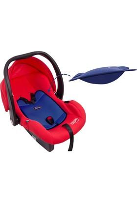 Sevi Bebe Eko Ana Kucağı Bel Desteği - Lacivert
