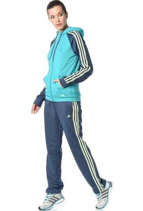 Adidas Aj5969 New Young Knit Bayan Eşofman Takımı
