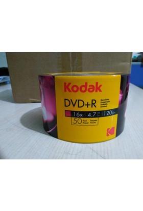 Boş Dvd Kodak Dvd+R 16X 4.7 Gb 50'Li Value Pack