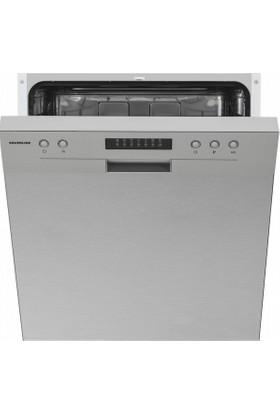 Silverline D11012X01 A++ 6 Programlı Yarı Ankastre Bulaşık Makinesi