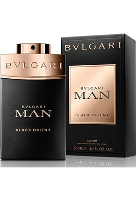 Bvlgari Man In Black Orient Edp 100 Ml Erkek Parfüm