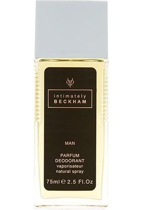 David Beckham Intimately Man Deodorant 75 Ml