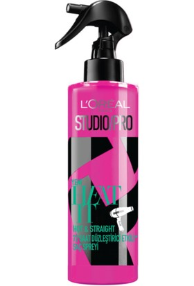 Studio Pro Hot & Protect Thermal Protectant Spray 200 Ml