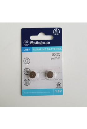 Westinghouse AG7,LR926 Alkalin Saat Pili 2li Blister Ambalaj