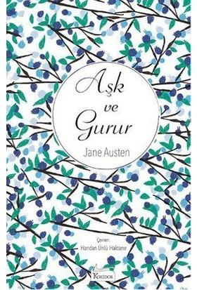 Aşk Ve Gurur (Ciltli Özel Bez Baskı) - Jane Austen