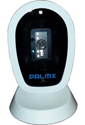 Palmx SC-7110 Masaüstü Karekod Barkod Okuyucu