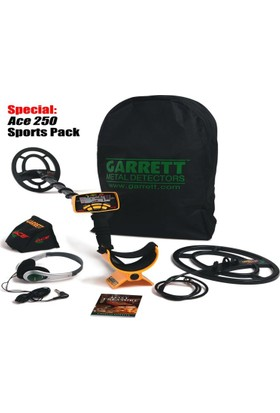 Garrett Ace 250İ Sportsman Pack