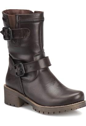 Kinetix A1306747 Kahverengi Kadın Çizme