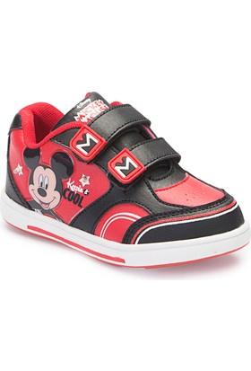 Mickey Mouse A3360312 Siyah Erkek Çocuk Sneaker