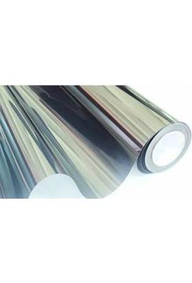 Ecce Aynalı Cam Film 100 Cm X 6 Metre