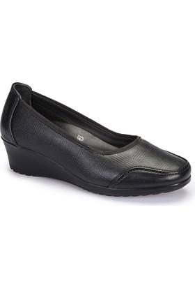 Polaris 5 Nokta 62.109009.Z Siyah Kadın Ayakkabı