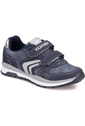 Torex 9315008 Lacivert Gümüş Erkek Çocuk Sneaker