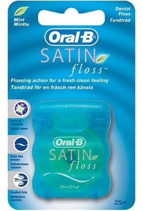 Oral-B Satin Floss 25 Mt Diş İpi