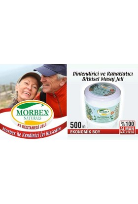 Morbeks At Kestanesi Jeli 500 Ml Alman Malı