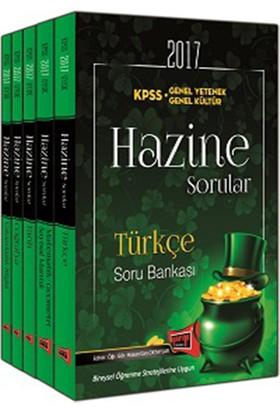 Yargı Yayınları Kpss 2017 Genel Yetenek Genel Kültür Hazine Modüler Soru Bankası Seti