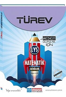 Evrensel İletişim Yayınları Lys Türev Matematik Fasikülleri - Doğan Kaya